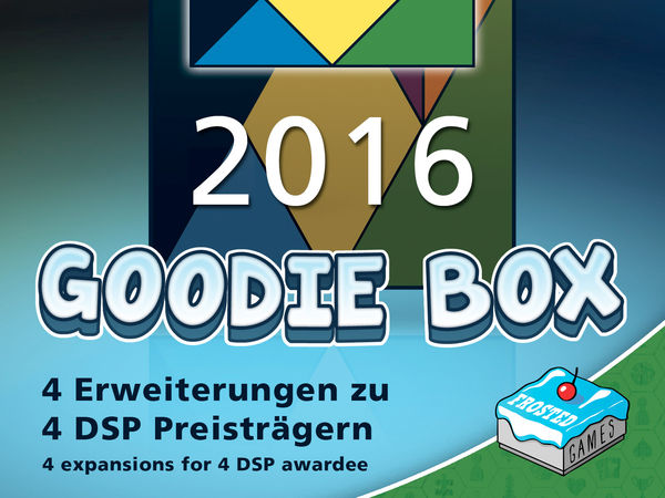Bild zu Alle Brettspiele-Spiel Deutscher Spielepreis 2016 Goodie-Box