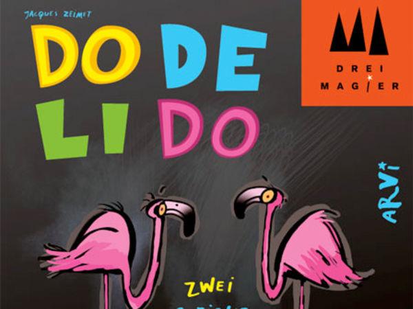 Bild zu Ausgezeichnet 2017-Spiel Dodelido