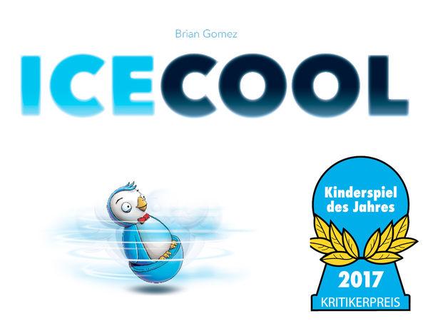 Bild zu Ausgezeichnet 2017-Spiel Icecool