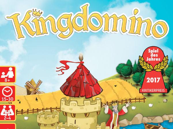 Bild zu Ausgezeichnet 2017-Spiel Kingdomino