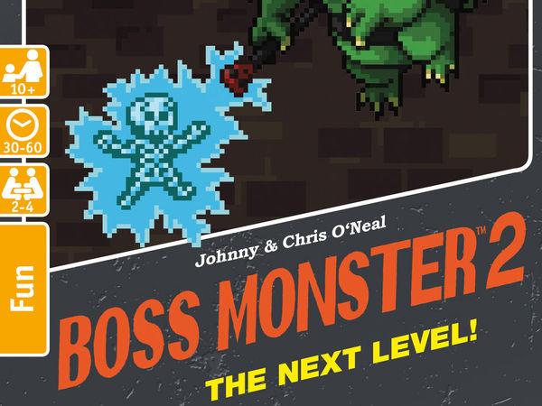 Bild zu Alle Brettspiele-Spiel Boss Monster 2: The Next Level