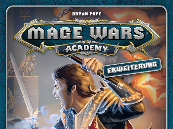Bild zu Alle Brettspiele-Spiel Mage Wars Academy: Hexenmeister