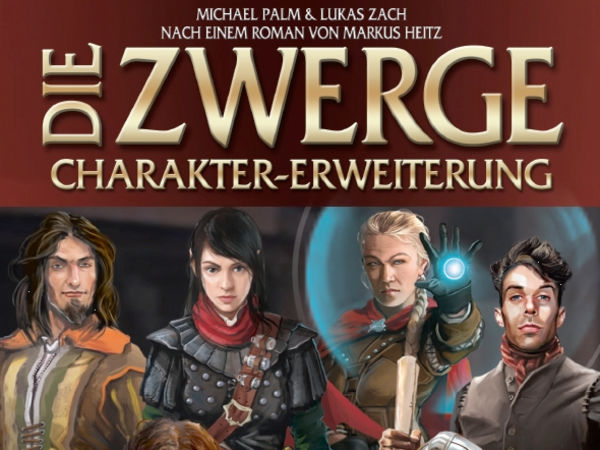 Bild zu Alle Brettspiele-Spiel Die Zwerge: Charakter-Erweiterung