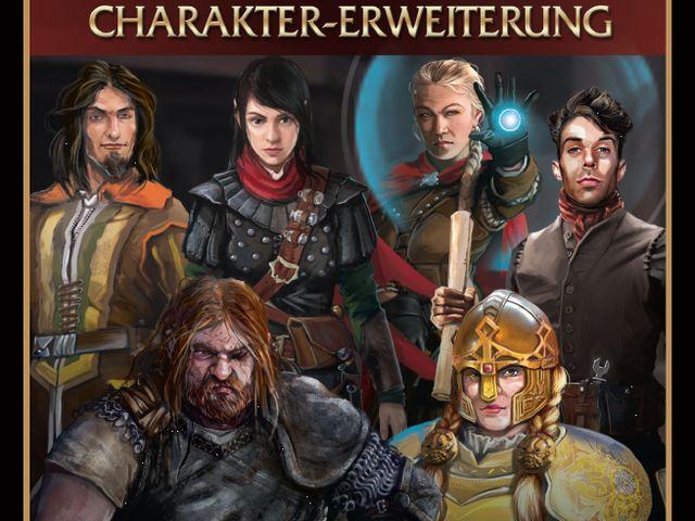 Die Zwerge: Charakter-Erweiterung Bild 1