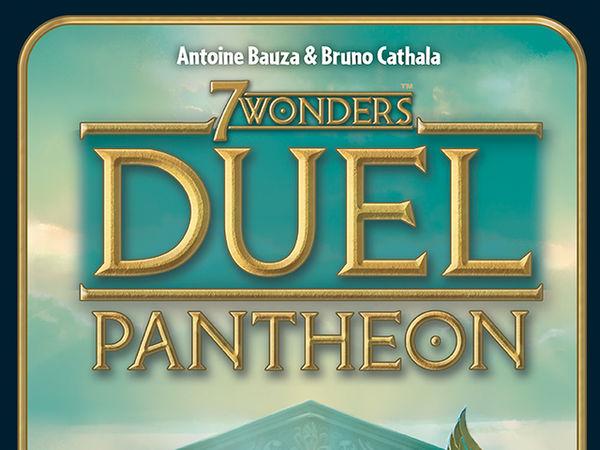 Bild zu Alle Brettspiele-Spiel 7 Wonders: Duel - Pantheon