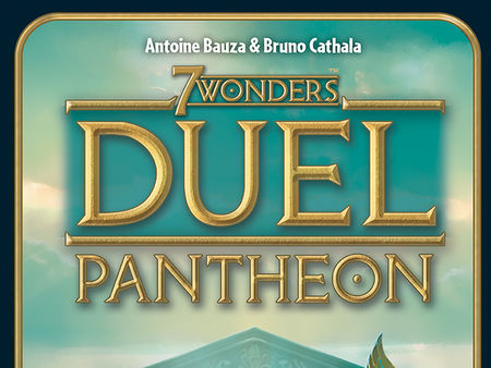 7 Wonders: Duel - Pantheon