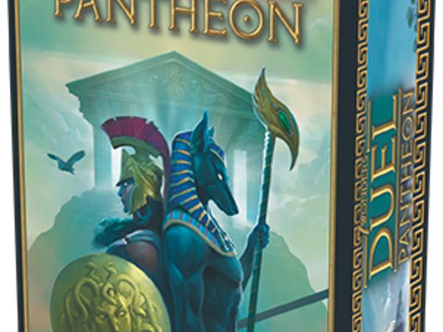 7 Wonders: Duel - Pantheon Bild 1