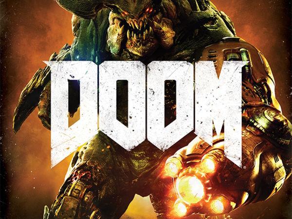 Bild zu Alle Brettspiele-Spiel Doom: Das Brettspiel