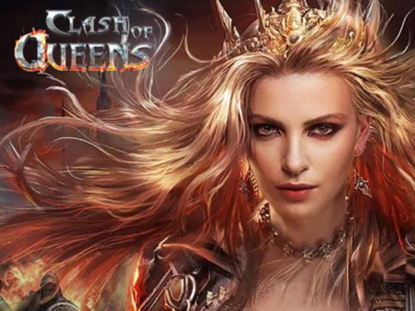 Bild zu Strategie-Spiel Clash of Queens