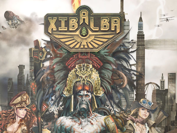 Bild zu Alle Brettspiele-Spiel Xibalba