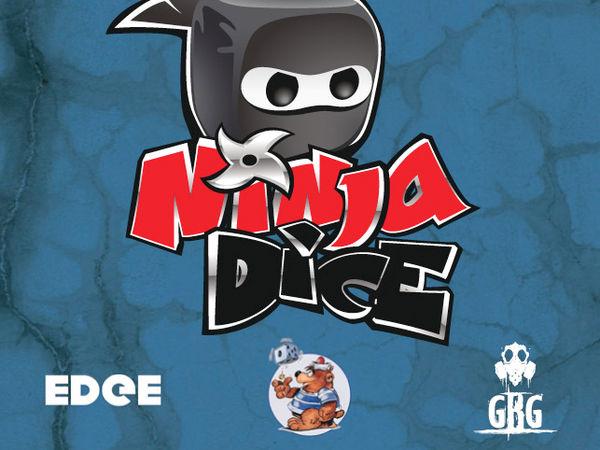 Bild zu Alle Brettspiele-Spiel Ninja Dice