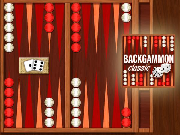 Bild zu Karten & Brett-Spiel Backgammon Classic