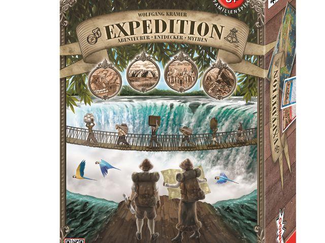 Expedition: Abenteurer, Entdecker, Mythen Bild 1