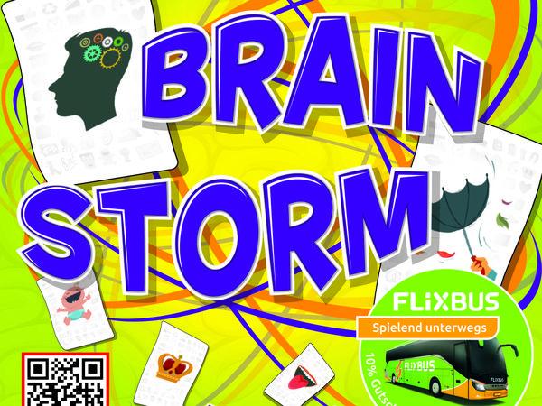 Bild zu Frühjahrs-Neuheiten-Spiel Brain Storm