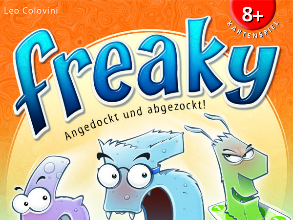 Bild zu Alle Brettspiele-Spiel Freaky