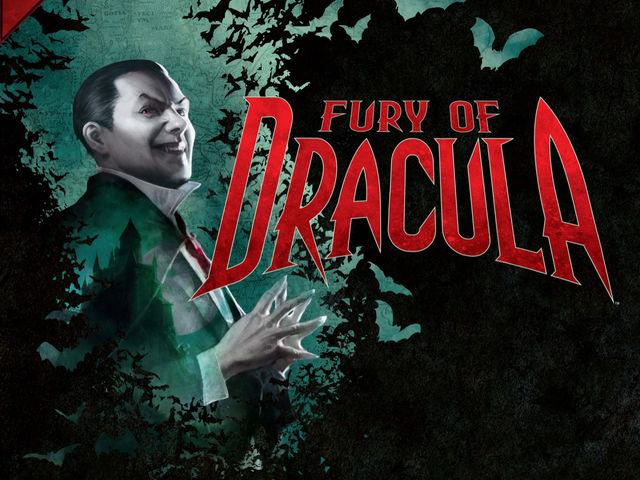 Fury of Dracula - Dritte Edition Bild 1