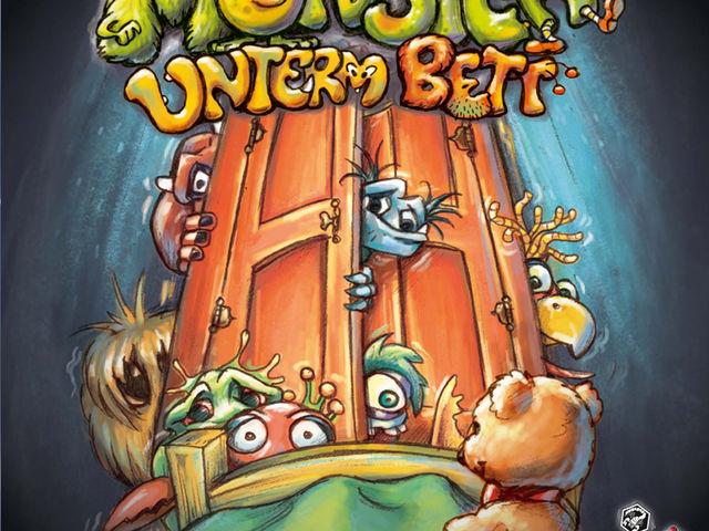Monster unterm Bett Bild 1
