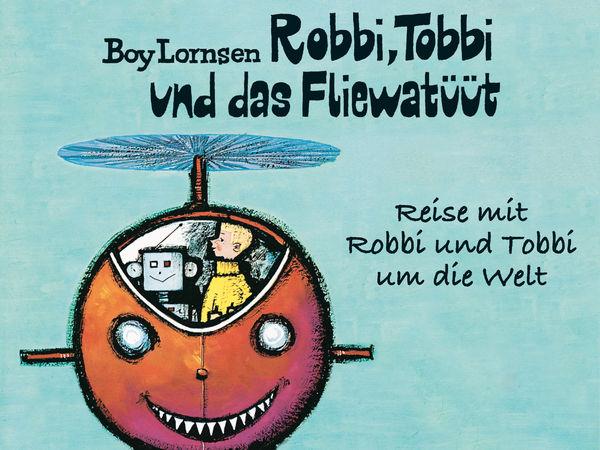 Bild zu Alle Brettspiele-Spiel Robbi, Tobbi und das Fliewatüüt
