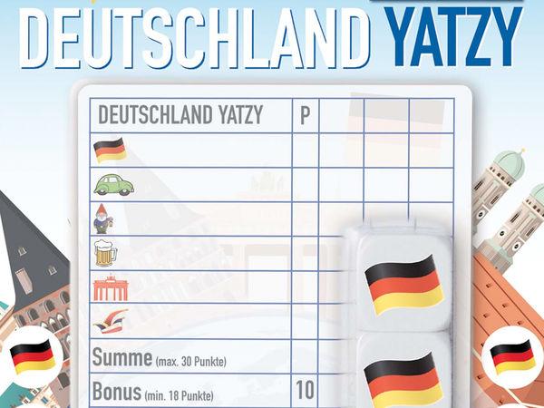 Bild zu Alle Brettspiele-Spiel Deutschland Yatzy