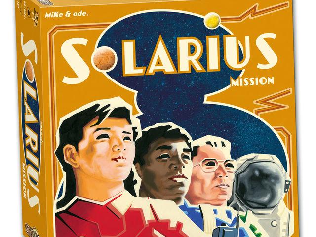 Solarius Mission Bild 1