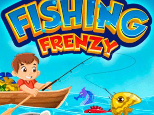 Bild zu Sport-Spiel Fishing Frenzy