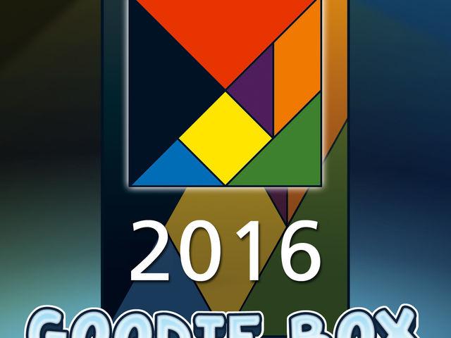 Deutscher Spielepreis 2016 Goodie-Box Bild 1
