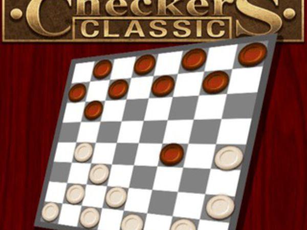 Bild zu Karten & Brett-Spiel Checkers Classic