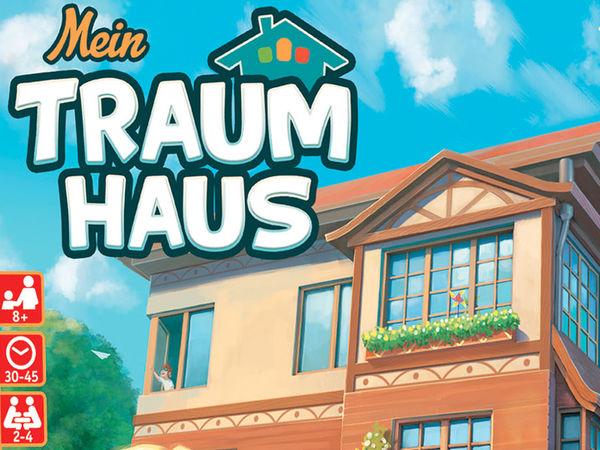 Bild zu Alle Brettspiele-Spiel Mein Traumhaus