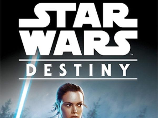 Bild zu Alle Brettspiele-Spiel Star Wars: Destiny
