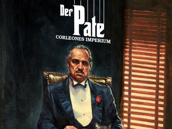 Bild zu Alle Brettspiele-Spiel Der Pate: Corleones Imperium