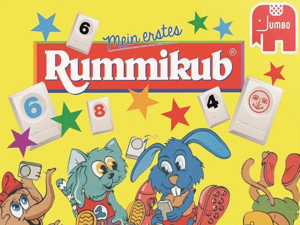 Bild zu Alle Brettspiele-Spiel Mein erstes Rummikub