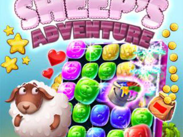 Bild zu Denken-Spiel Sheep's Adventure