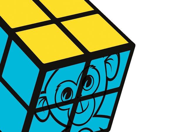 Bild zu Alle Brettspiele-Spiel Rubik's Junior
