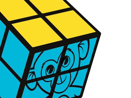 Rubik's Junior