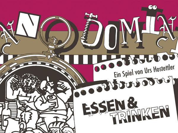Bild zu Alle Brettspiele-Spiel Anno Domini - Essen & Trinken