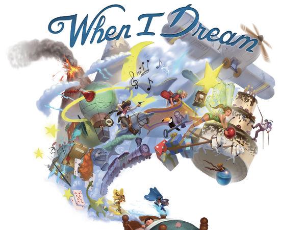 Bild zu Alle Brettspiele-Spiel When I Dream