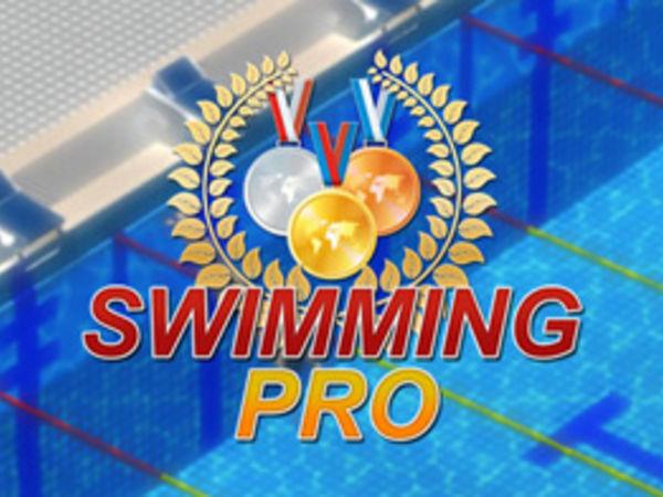 Bild zu Sport-Spiel Swimming Pro