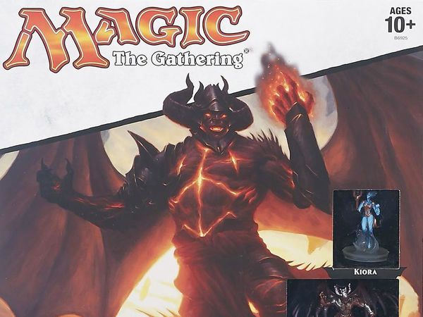 Bild zu Alle Brettspiele-Spiel Magic: The Gathering - Arena of the Planeswalkers – Battle for Zendikar