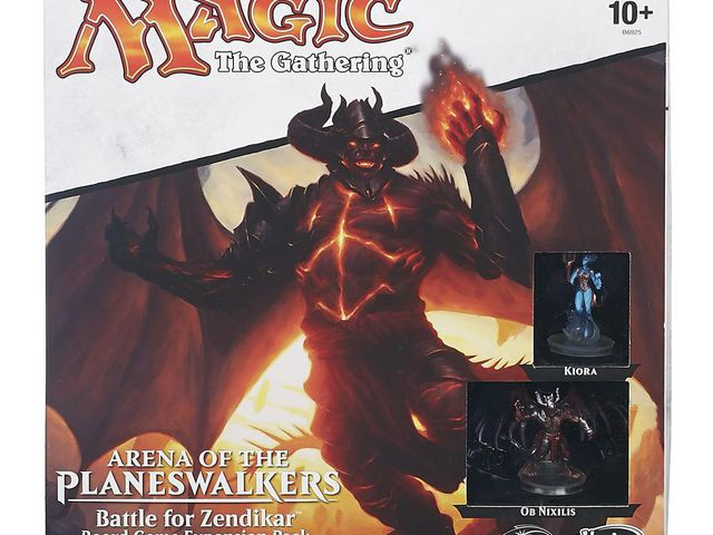 Magic: The Gathering - Arena of the Planeswalkers - Battle for Zendikar Bild 1