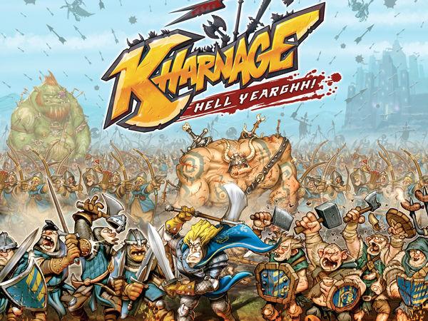 Bild zu Alle Brettspiele-Spiel Kharnage