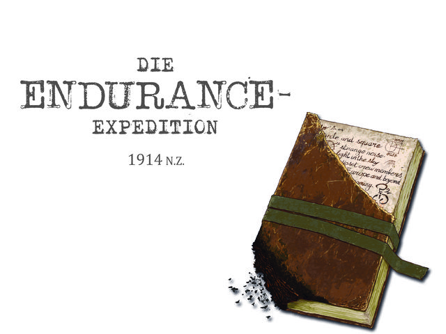 T.I.M.E Stories: Die Endurance-Expedition Bild 1