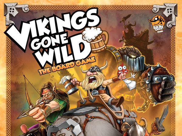 Bild zu Alle Brettspiele-Spiel Vikings Gone Wild