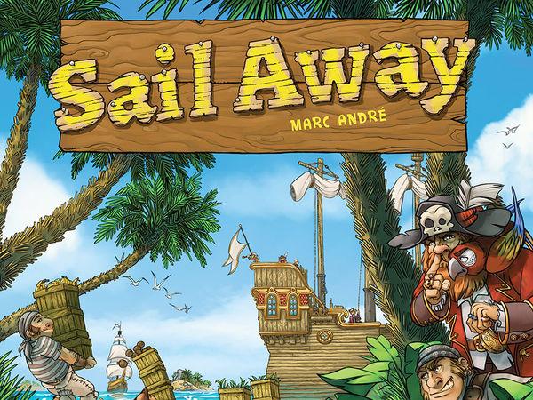 Bild zu Alle Brettspiele-Spiel Sail Away