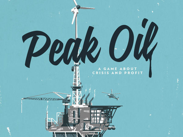 Bild zu Alle Brettspiele-Spiel Peak Oil