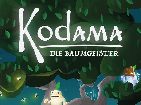 Bild zu Alle Brettspiele-Spiel Kodama: Die Baumgeister