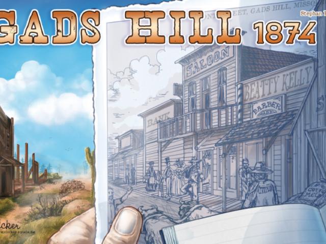Gads Hill 1874 Bild 1
