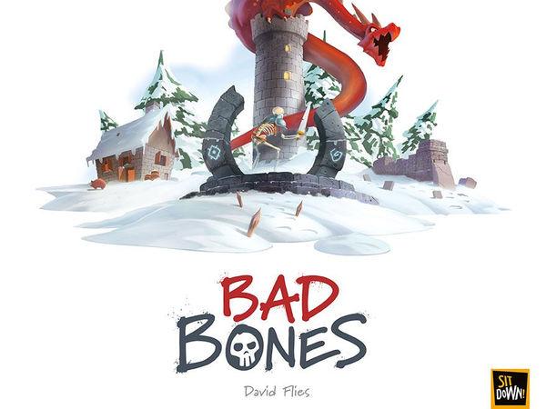 Bild zu Alle Brettspiele-Spiel Bad Bones