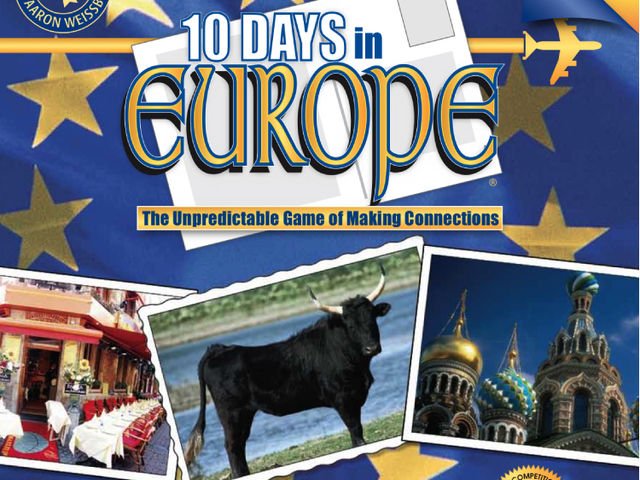 10 Days in Europe Bild 1