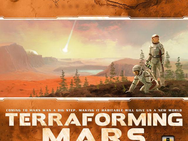 Terraforming Mars Bild 1