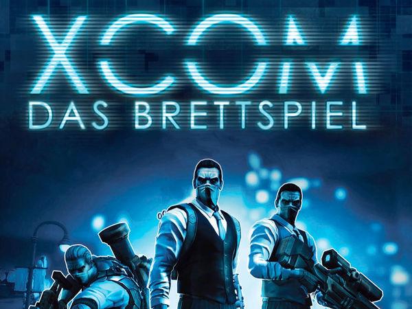 Bild zu Alle Brettspiele-Spiel XCOM: Evolution